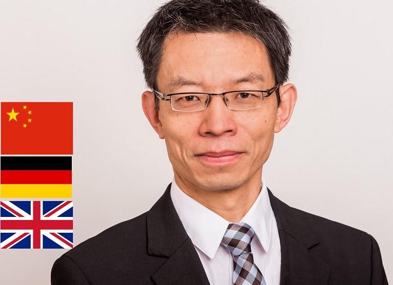 Dolmetscher Deutsch - Chinesisch- Englisch
